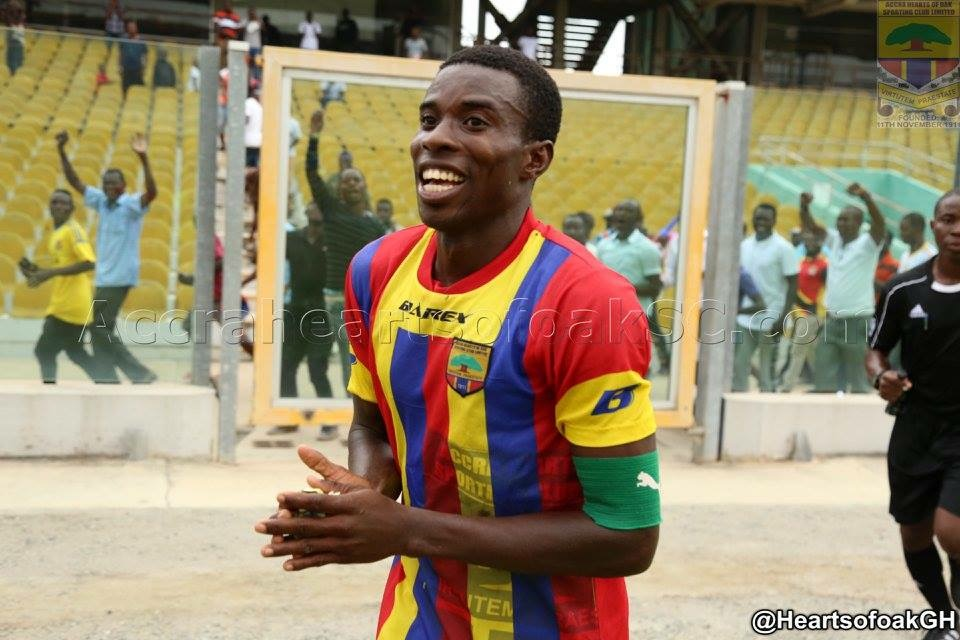 THOMAS ABBEY – I AM INDEBTED TO HEARTS FANS