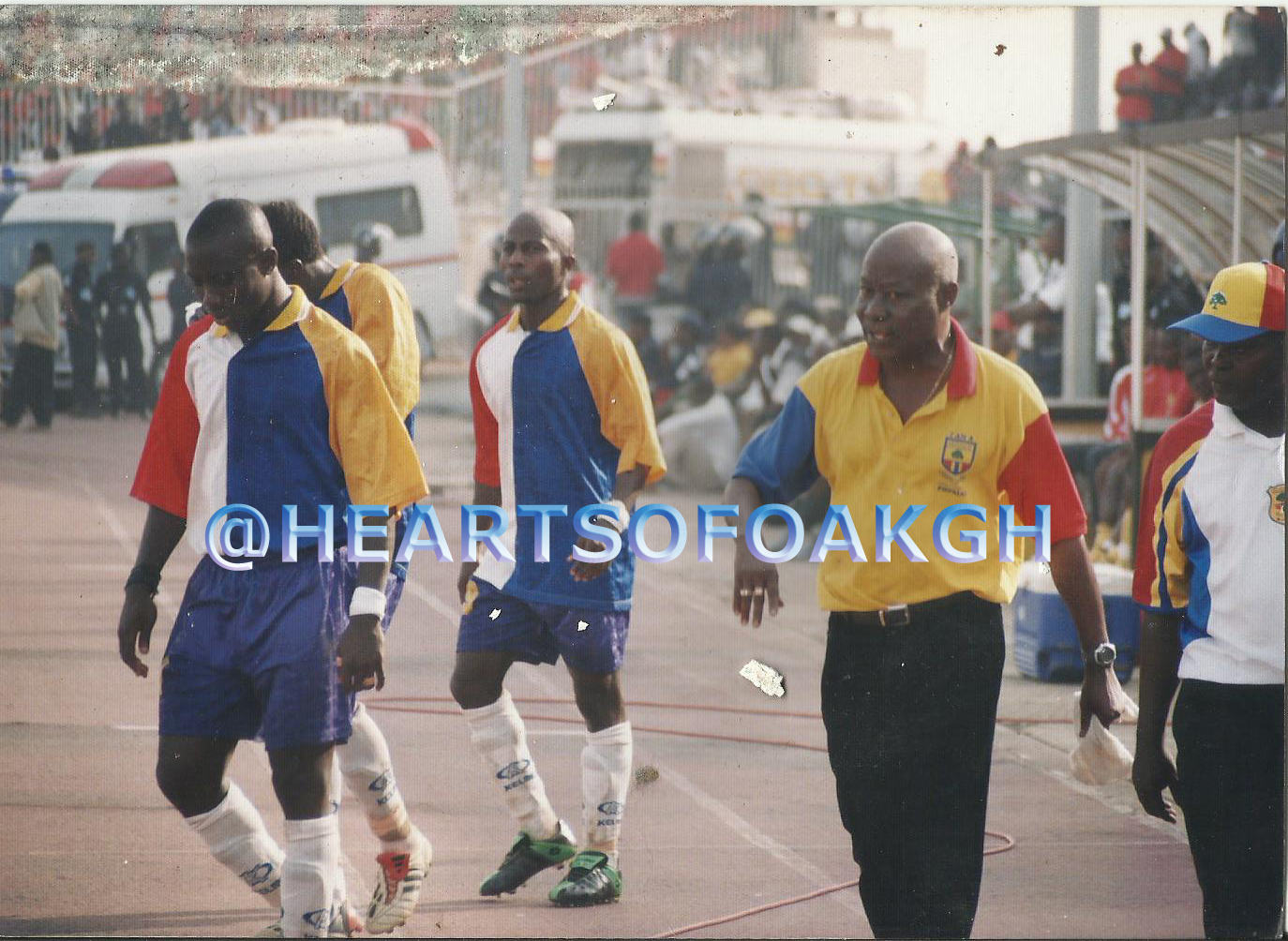 CAF CONFEDERATION CUP VICTORY OVER KOTOKO VOTED HEARTS' GREATEST GAME