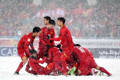 U23 Việt Nam : Đỉnh cao thanh xuân của người hâm mộ bóng đá nước nhà
