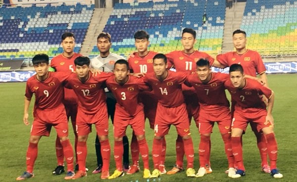 """VFF """"đầu tư"""" cho U19 Việt Nam sang Anh tập huấn để chuẩn bị cho World Cup 2019"""