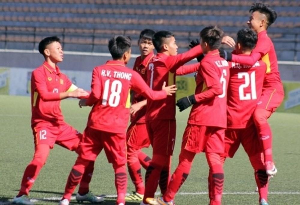 U19 Việt Nam chọn 31 cầu thủ chuẩn bị cho trận gặp Thái Lan