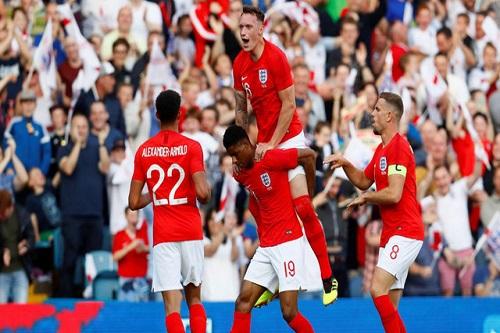 Cơ hội vô địch World Cup năm 2018 của đội tuyển Anh