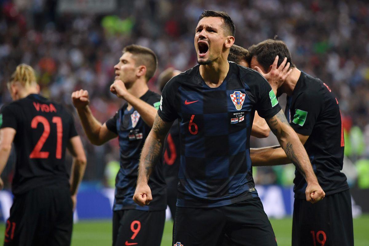 Những điểm khác biệt nào đã giúp Croatia hạ tuyển Anh ?
