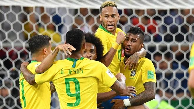 Những cầu thủ đáng chú ý của Brazil trong trận đấu với Mexico