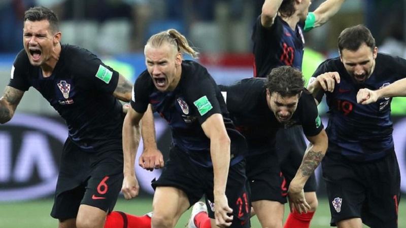 """Croatia – Đan Mạch: """"Cơn lốc"""" thổi bay """"những chú lính chì"""" khỏi World Cup"""