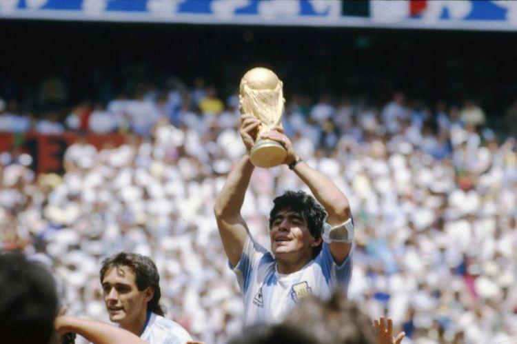 Tiểu sử Maradona