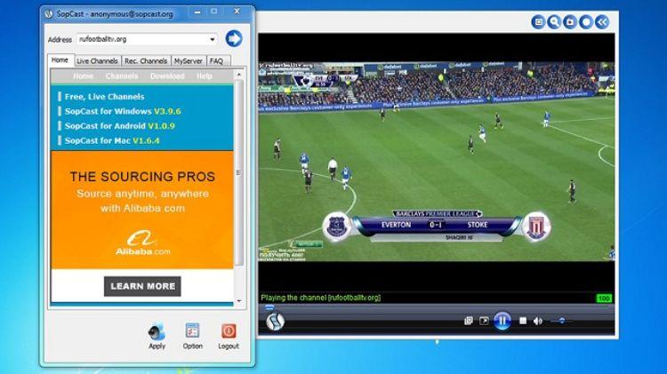 Hướng dẫn cách xem bóng đá bằng sopcast đầy đủ nhất